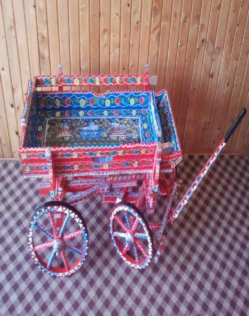minyatür-at-arabası